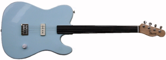 Fretless Tenor Guitar