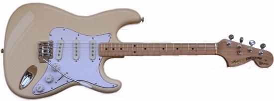 Stratocaster Ukulele