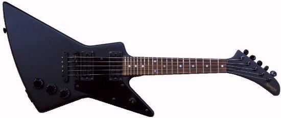 Goth Explorer Guitarra Baiana