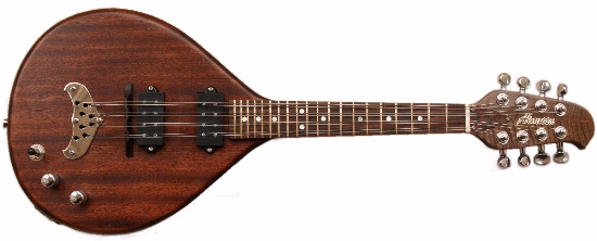 Teardrop mandolin