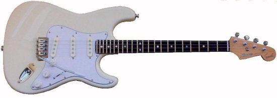 Almuse Tenor Strat Guitar